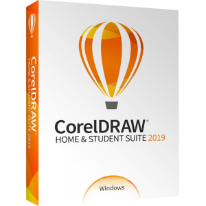 CorelDRAW Home & Student Suite 2019 for Windows [PC Disc]